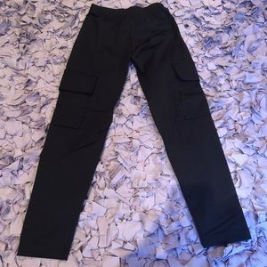 Other - Black leggings with pockets on side